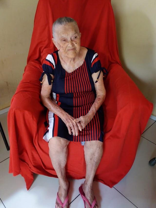 """Aposentada """"Estrelinha do Silvestre"""" falece em Elesbão Veloso, aos 88 anos."""