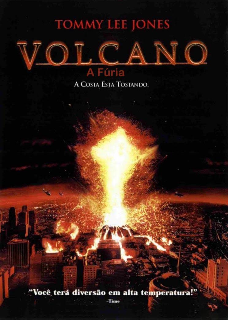 Volcano: A Fúria Torrent – Blu-ray Rip 720p Dublado (1997)
