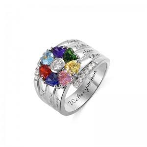 mother's ring from getnameneckalce