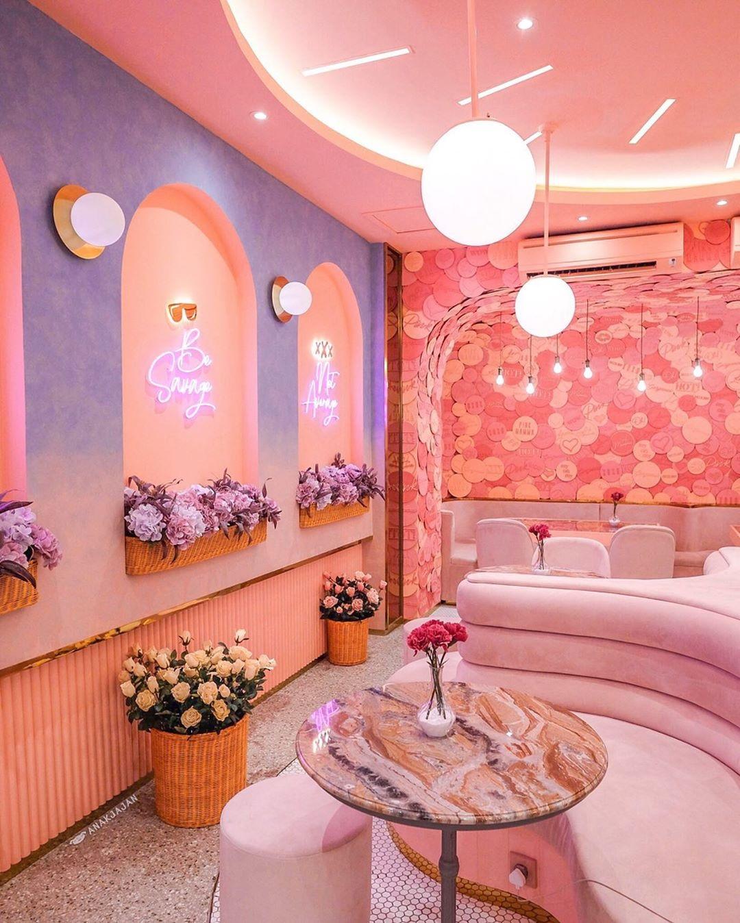 Harga Tiket Masuk Pink Mamma Jakarta