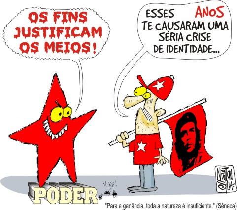 Resultado de imagem para As desventuras do Lula: charges