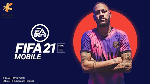 FIFA 21 Mobile Official by Tencent Best Graphics Download