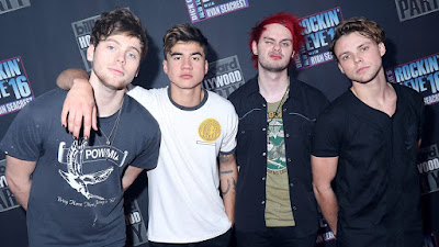 lagu terbaru 5 Seconds of Summer
