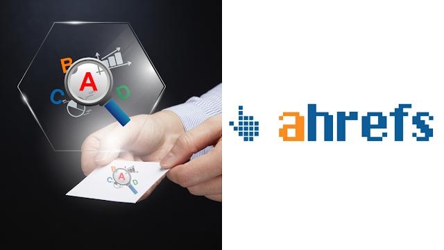 cara riset keyword dengan ahrefs