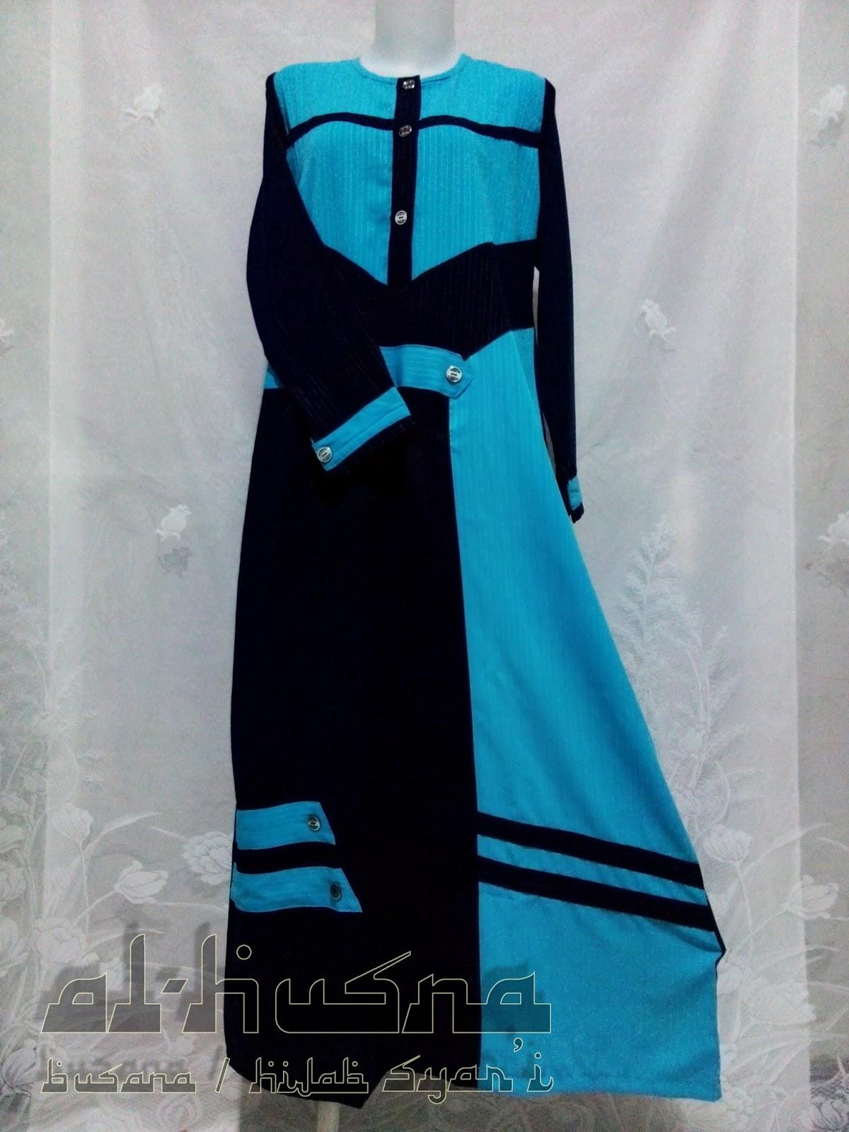 Gamis Syar I Motif Cantik Murah Jual Busana Hijab Syar I Murah