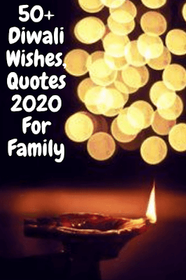 50+ Diwali Wishes, Quotes 2020 For Family Whatsapp, Instagram