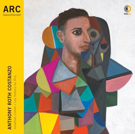 September 2018 RECORDING OF THE MONTH: Anthony Roth Costanzo - ARC (Decca Gold 481 7190)