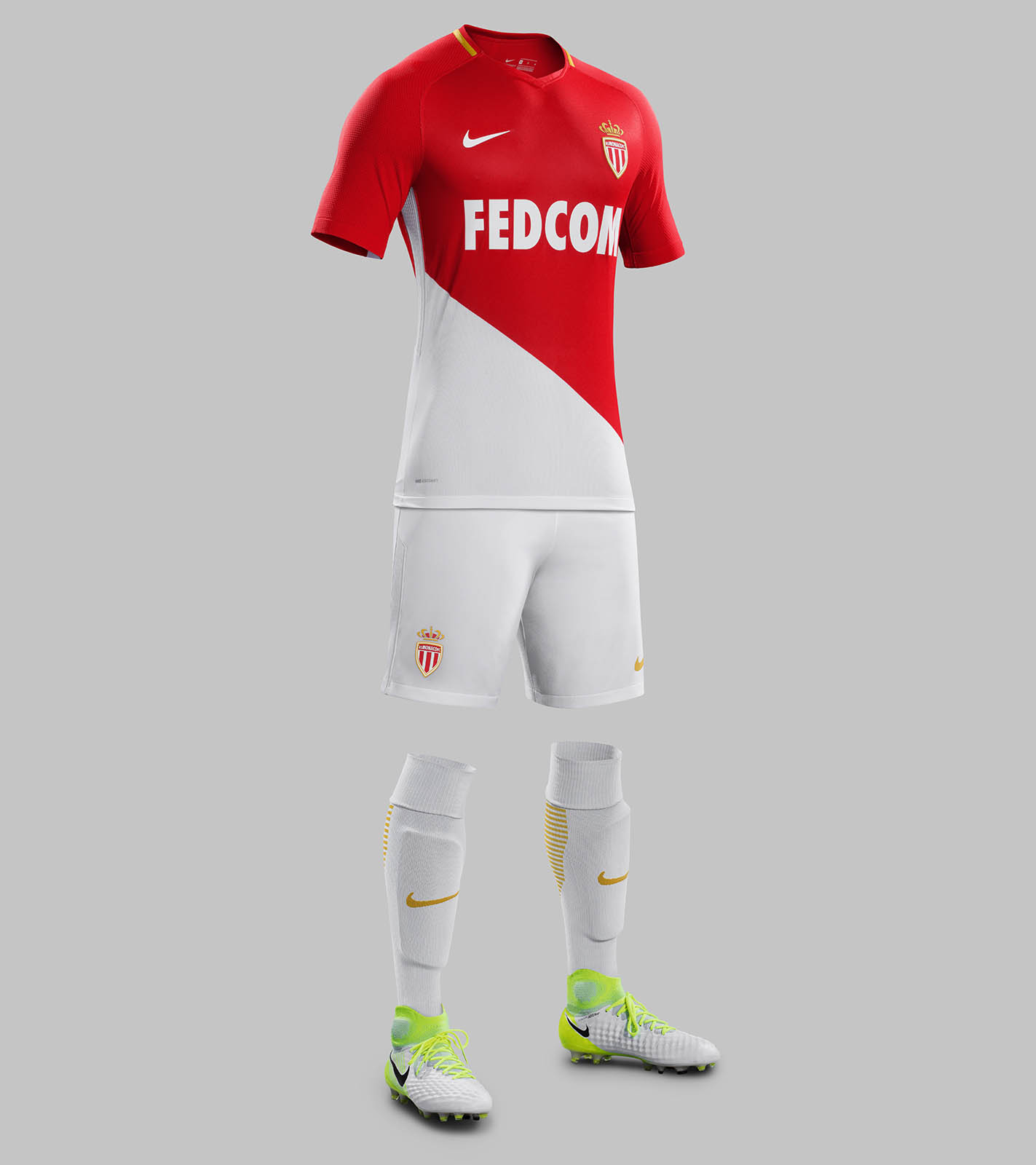 Maillot Domicile AS Monaco 2018