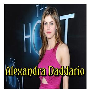 Hollywood top hot actress 2019 alexandra Daddario