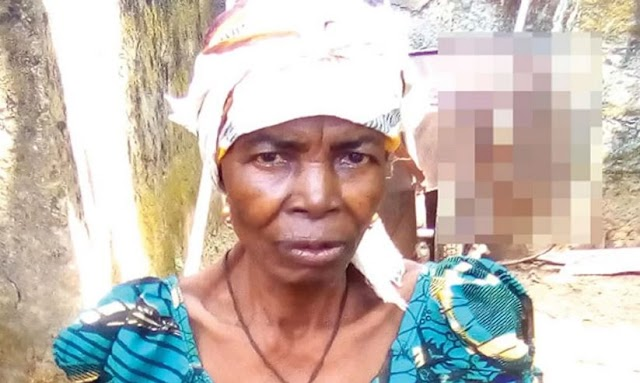 How My Only Son, First And Second Husbands Died - Ebonyi Woman Who Escaped Being Burnt Alive Speaks