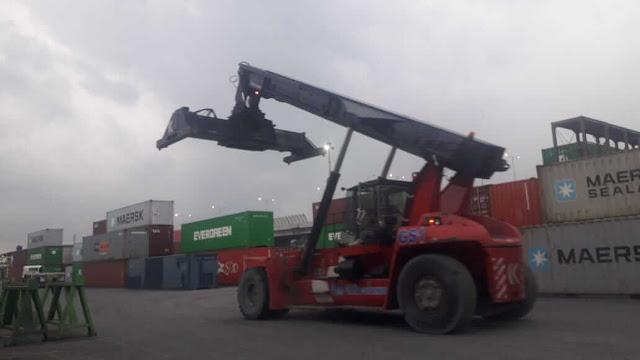 Kegiatan Perusahan Ekspor Impor Indonesia