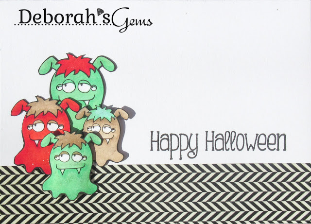 Happy Halloween - photo by Deborah Frings - Deborah's Gems