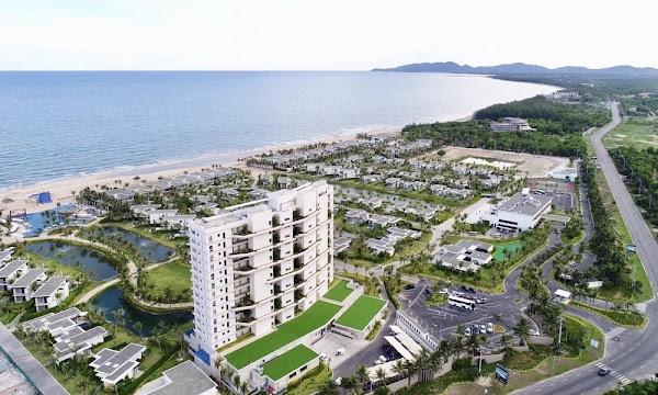 thị trường bất động sản khu vực Hồ Tràm vẫn tăng trưởng và kéo theo hàng loạt các dự án đang được đẩy nhanh tiến độ