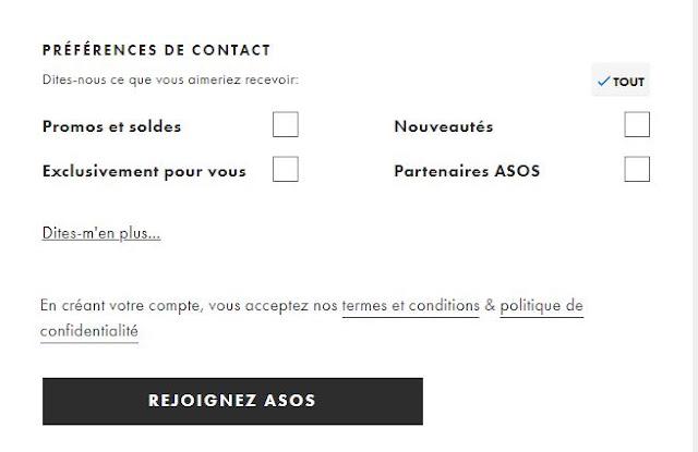 إليك أفضل عروض تسوق نت على الإطلاق عبر موقع asos الفرنسي