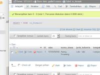 Cara Ekspor Data Aplikasi PPDB Versi 3 ke Ms.Excel