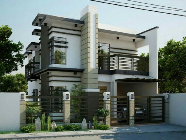 2-storey house design type 72