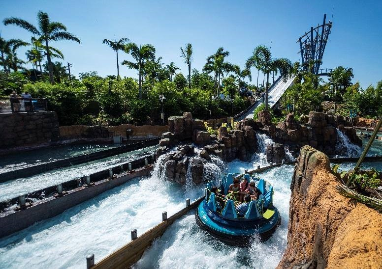 OCEAN FLORIDA UK THEME PARK