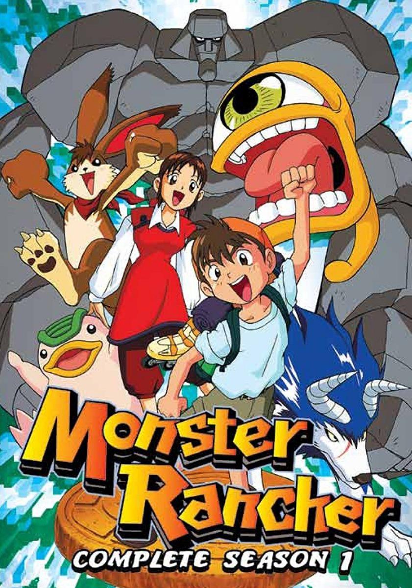 Monster Rancher-serie completa 73/73 Latino [GoogleDrive] SilvestreHD
