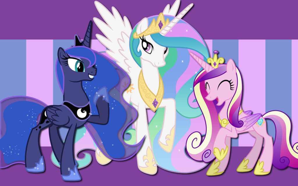 Kumpulan Gambar Pony Friendship Magic Lucu