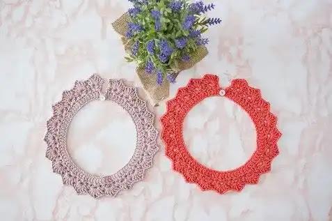 Tutorial Collar Rápido a Crochet