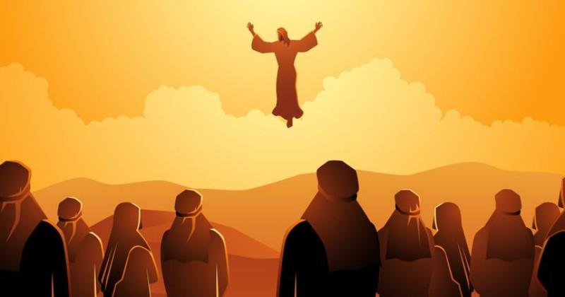Doa Pada Hari Kenaikan Kenaikan Tuhan Yesus