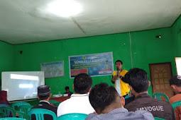 KKN Unram Gelar Seminar Leadership Untuk Membangun Jiwa Kepemipinan Pemuda Desa Pengembur