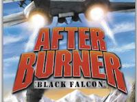 Download Game PPSSPP/PSP After Burner - Black Falcon (USA) ISO