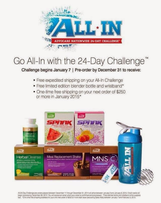 "2015: Are You ""All In""?"