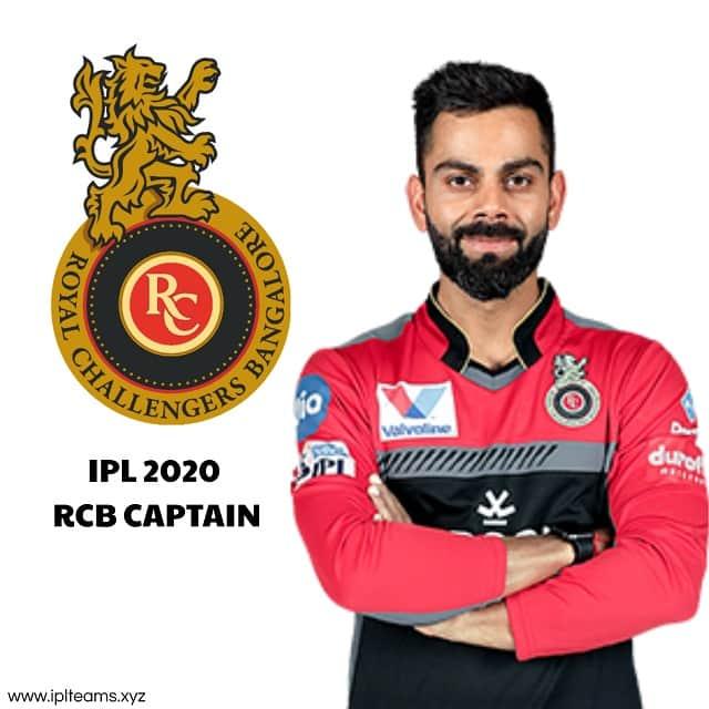 Royal Challengers Bangalore Captain
