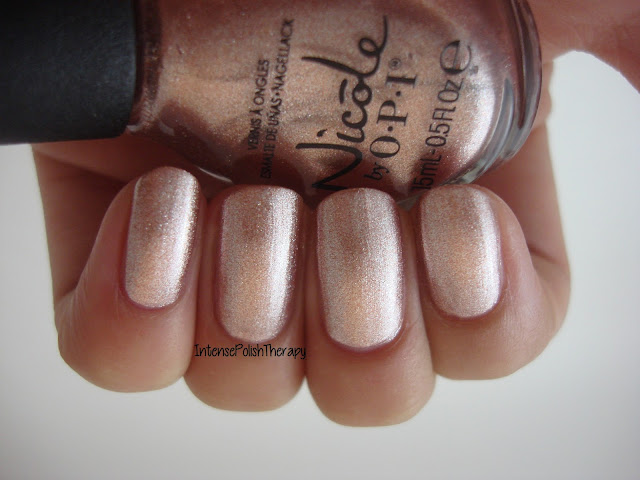 Nicole by OPI - It Starts With Me