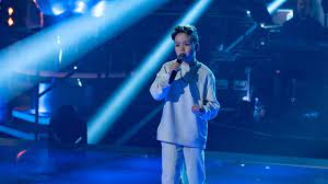 Adriano - I Just Can't Wait To Be King || The Voice Kids 2021