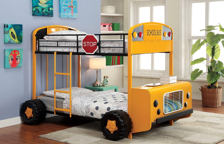 giường ô tô cho bé