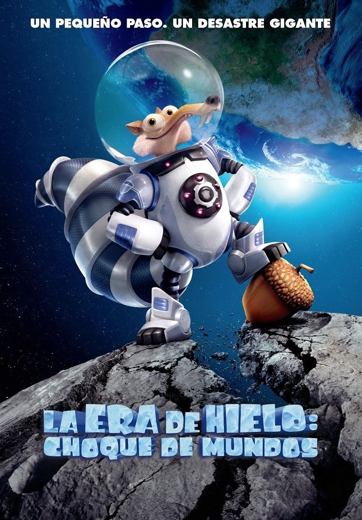 Ice Age 5 Cover