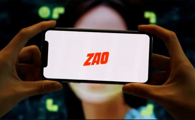 تحميل تطبيق ZAO الصيني لتبديل الوجه