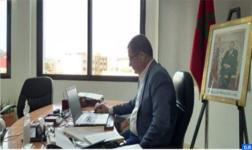 الجمعية المغربية لرؤساء مجالس الجماعات تتقدم باقتراح تعديل القانون التنظيمي ( 113.14 )المتعلق بمجالس الجماعات