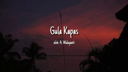 Gula Kapas