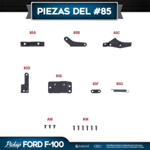 Entrega 85 Ford F-100