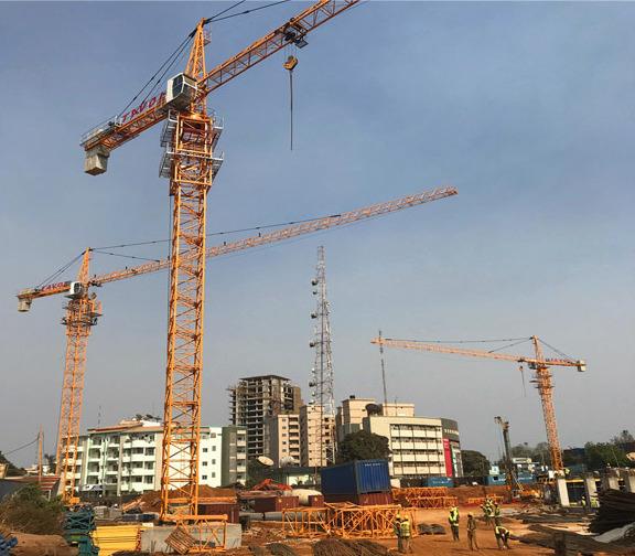 Jenis Dan Cara Penggunaan Tower Crane Pengadaan Eprocurement