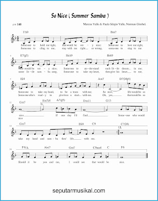 so nice / summer samba lagu jazz standar