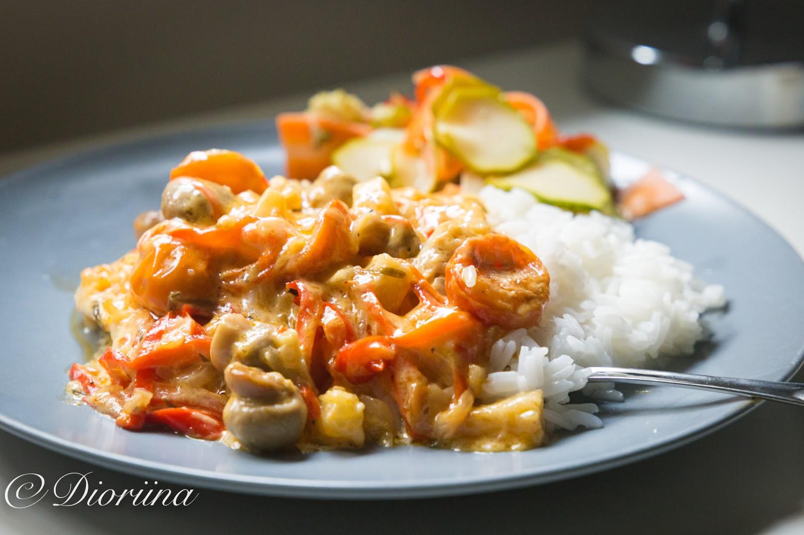 Tämä ruoka  saa sinut huutamaan SYÖKÄÄ KANAA!!
