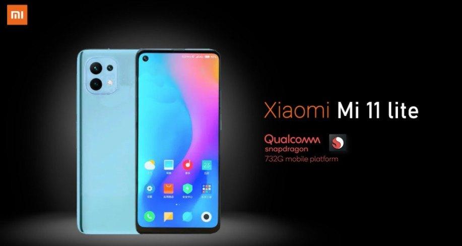 Mi 11 Lite leaked: This is Xiaomi's new price-performance hit