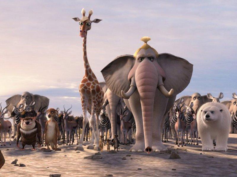 animals united extrait imdb poster kiao copyright movies
