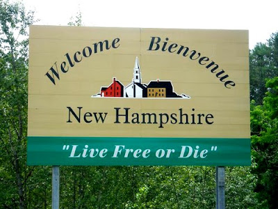 New Hampshire state limit