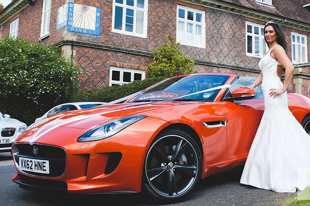 Sports cars rent for a photoshoot