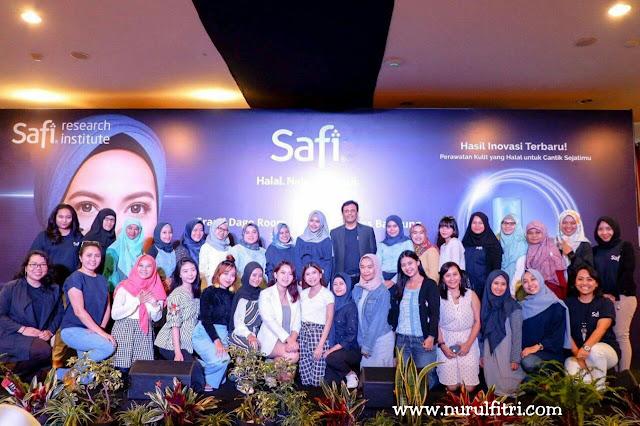 safi skincare yang halal natural dan teruji