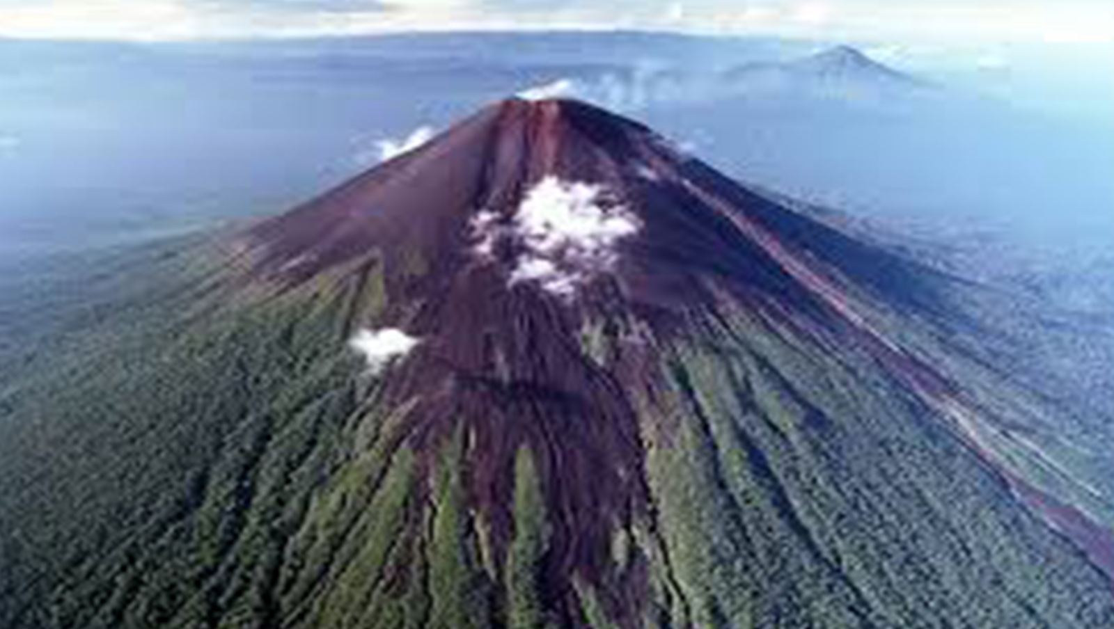 Ulawun, Papua New Guinea - most famous volcanoes