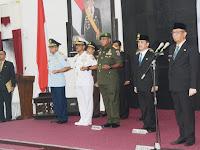 Pangdam XII/Tpr Hadiri Pengukuhan Paskibra Provinsi Kalimantan Barat Tahun 2019