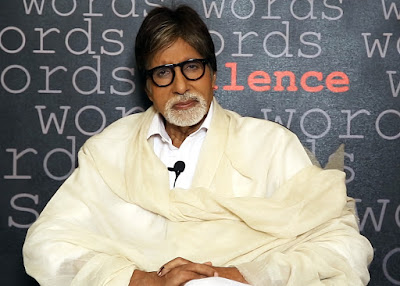 Amitabh Bachchan hospitalized for coronavirus with mild symptoms