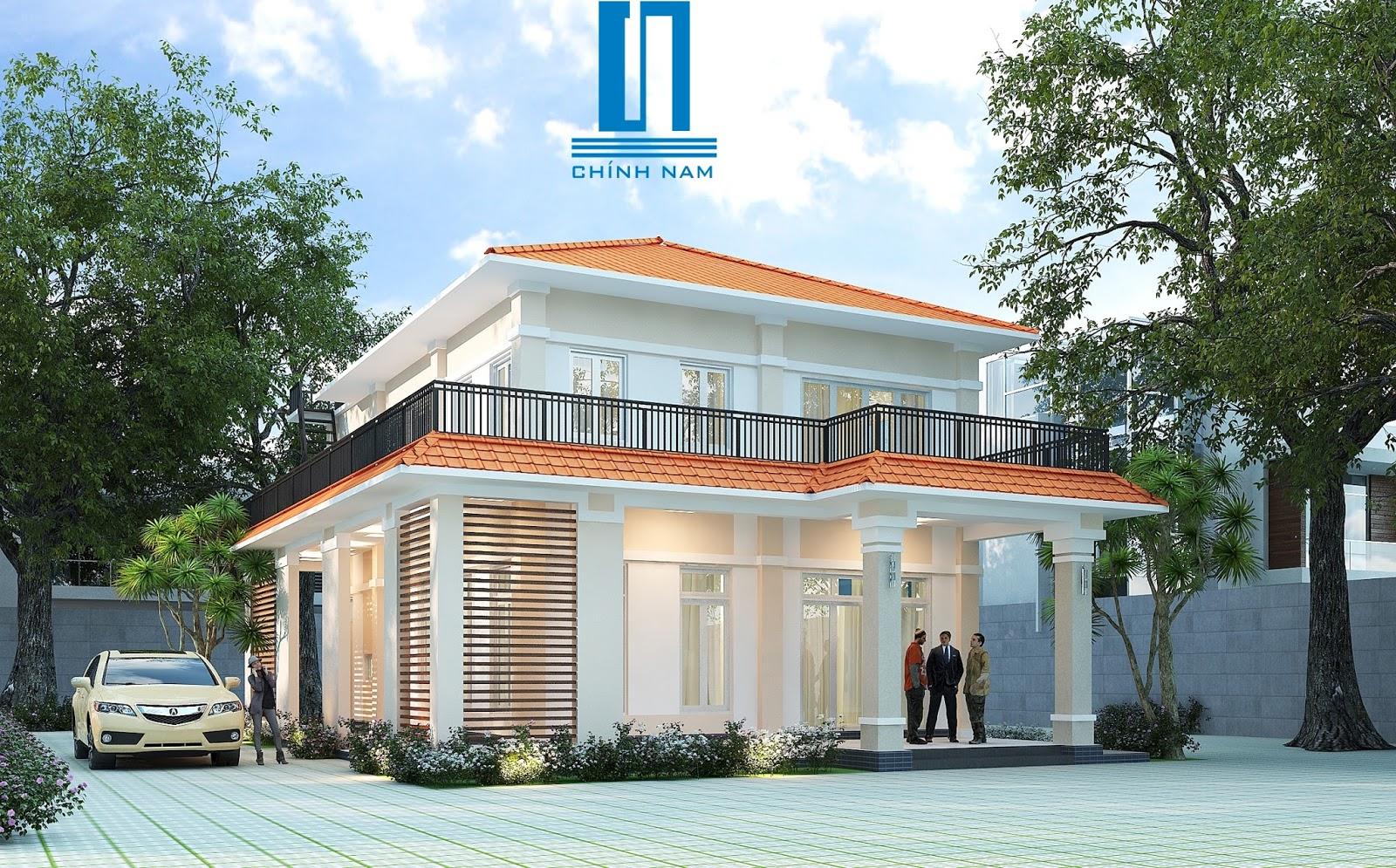 Thiết kế nhà chú Chính ở Tân Vạn, Biên Hòa, Đồng Nai