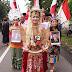 Peringati Hari Sumpah Pemuda, SMPN 1 Klabang Gelar Karnaval Budaya